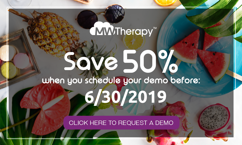 Save up to 50% when you schedule your demo before 6/31/19